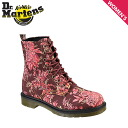 8 doctor Martin Dr.Martens hall boots R15341601 BECKETT canvas Lady's
