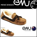 EMU EMU Jensen moccasin shoes M10575 JENSEN Sheepskin moccasin shoes