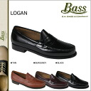 «Reservation products» «2 / 10 around stock» ジーエイチバス G. H. BASS penny loafers [Black Burgundy Tan] PENNY LOAFER LOGAN Logan D wise leather mens [2 / 10 Add stock] [regular]