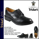 «Reservation products» «1 / 15 around stock» trickers Tricker's wingtip shoes BOURTON calf leather mens Burton day night sort Made In ENGLAND M5633 Boughton black box [1 / 15 Add in stock] [regular]