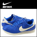 Nike NIKE CORTEZ BASIC NYLON 476716-400 sneakers Cortez basic nylon men's blue