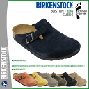 Birkenstock BIRKENSTOCK Boston BOSTON 6 color men's women's