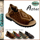 Chubasco Chubasco Sandals 5 color AZTEC surf included suede nylon men's [regular]