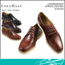 [Regular] points 2 x 3 color Cole Haan Cole Haan ルナグランド エプロンオックス LUNARGRAND APRON OXFORD leather men's shoes SHOES C12600 C12601 C12602 02P13Jun14