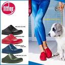 Fit flops FitFlop women's SHUV PATENT Xavi clog Sandals 4 color patent leather CLOGS 322 [regular]