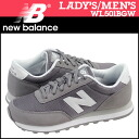 Point 2 x new balance new balance women's WL501BGW sneaker B wise suede x mesh mens suede gray [regular] 02P13Dec14