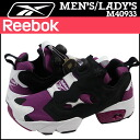 Reebok Reebok INSTA PUMP FURY OG sneaker insta pump fury mesh x leather men's women's 20th anniversary M40933 purple unisex [11 / 14 back in stock] [regular]