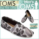 TOMS SHOES Thoms shoes men MEN'S CANVAS CLASSICS [black palm] classical music scan bus cotton slip-ons Tom's Thoms shoes [4/9 Shinnyu load] [regular] fs04gm 02P06May14
