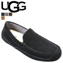 All 2014 article UGG アグメンズアルダースリッポン [black] MENS ALDER sheepskin SPRING new works 1003419 [regular]