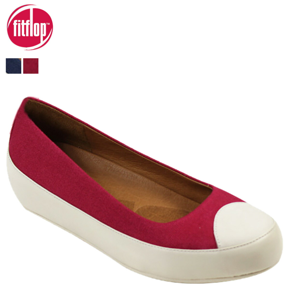 fitflop due canvas ????