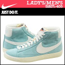 All Nike NIKE Womens WMNS BLAZER MID SUEDE sneakers Womens Blazer mid suede men's Blazer 518171-405 GLACIER ICE blue [7 / 26 new in stock] [regular] ★ ★