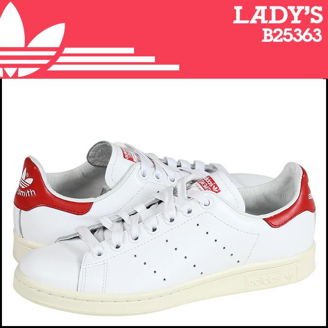 adidas originals stan smith 2 womens red