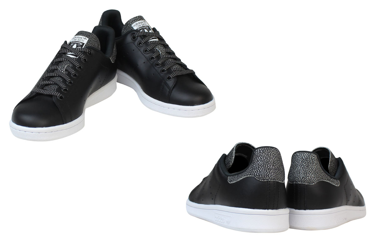 ... adidas stan smith women black ...