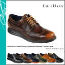 Cole Haan Cole Haan ルナグランド long wing tip shoes C11716 C11717 C11947 C11949 C11950 LUNARGRAND LONG WINGTIP M wise leather men's