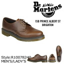Dr. Martens 1461 3 Dr.Martens Hall shoes 3 EYELET 1461 SHOE leather mens Gibson shoes R10078240 smolksorn [regular]