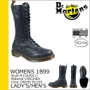 Dr. Martens Dr.Martens ladies 14 Hall Zip Boots WOMEN's 1B99 14 EYLET ZIP BOOT leather mens boots R11820411 Dress Blues [10 / 24 new in stock] [regular] 02P01Nov14