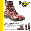 Dr. Martens Dr.Martens 1460 Ladies 8 hole boots WOMENS 8 EYE BOOT leather men's R11821614 cherry red [3/28 new in stock] [regular]
