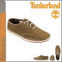 Timberland Timberland Earthkeepers Destin slip-on shoes EK DESTIN SLIP-ON nubuck men's 5205A maroon [3 / 24 new in stock] [regular]