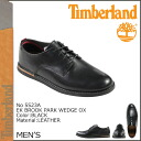 5523A black men's Oxford shoes and leather EK BROOK PARK WEDGE OX wedge Timberland Earthkeepers Timberland Brook Park [3 / 24 new in stock] [regular]