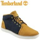 Timberland Timberland Earthkeepers headstone chukka boots EK HUDSTON CHUKKA leather men's 6208B wheat × denim [3 / 24 new in stock] [regular] ★ ★