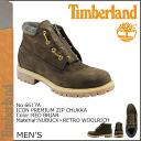 «Booking products» «3 / 24 around stock» Timberland Timberland icon premium zip chukka boots ICON PREMIUM ZIP CHUKKA nubuck x wool men's 6617A lead BREIER [3 / 24 new stock] [regular] ★ ★