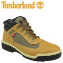 Point 2 x Timberland Timberland her car field boots FIELD BOT HELCOR leather mens 6719A wheat work boots [7 / 2 new stock] [regular] ★ ★