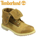 Timberland Timberland Womens authentics suede roll top boots WOMEN's AUTHENTICS SUEDE ROLL-TOP BOOTS mens 8307A wheat suede [10 / 9 new in stock] [regular]