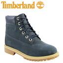 Women's Timberland Timberland 6 inch premium waterproof boots INCH PREMIUM WATERPROOF BOOTS nubuck kids junior kids waterproof 9497R Navy [11 / 14 new stock] [regular] ★ ★