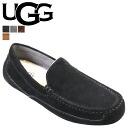 UGG UGG mens Alder slip-on black ALDER MENS Sheepskin 2014 new 1003419 [8 / 11 Add in stock] [regular]
