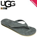 UGG UGG women's Kayla Sandals [charcoal] 3092 WOMENS KAYLA nubuck women's FALL 2013 new [12 / 14 new stock] [regular]