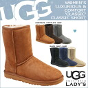 ★ ★ UGG UGG women's classic short Sheepskin boots 5825 WOMENS CLASSIC SHORT ladies FALL 2013 new Sheepskin 43% off!