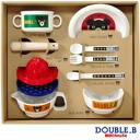 Double B ( Double_B ) fs3gm tableware Dinnerware sets (5000 yen)