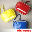Miki house (mikihouse) enamel bag