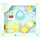 Fs3gm ( mikihouse ) Miki House baby toy set