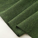 Plain fabric pongee Chitose green (せんざいみどり) cut selling