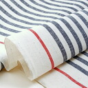 Pinstripes - cloth of white background - cut selling