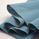 Plain also cotton light blue cut sale
