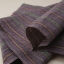 Stripe pongee S-8 - bellflower (bellflower) - cut selling