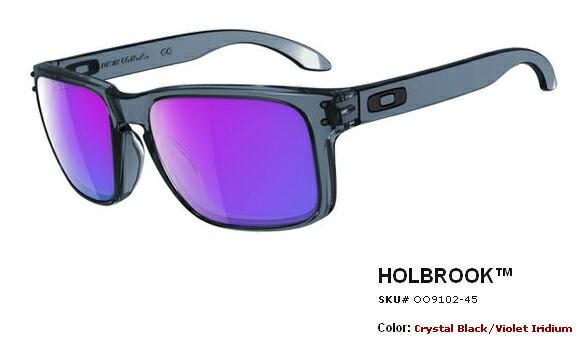 oakley holbrook ruby polarized  hdpolarized