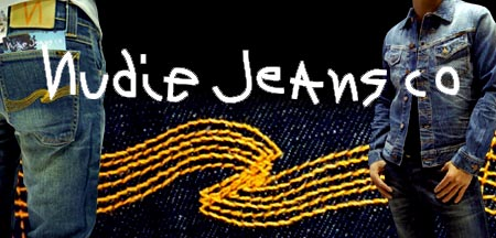 NUDIE JEANS ヌーディージーンズ