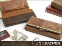 Pouch face long wallet / アインソフ /DA234-HPo-sho of the old leather