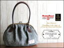 Harris Tweed bags 2014 Harris Tweed & leather handle bag (grey herringbone ) / art direct money pouch bag casual shoulder bag women's leather wool o-sho