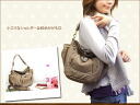 Of superior grade is cute; is bag leather bag real leather bag lady o-sho at 2way shoulder / ヴュレ / shoulder bag bias softly