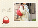 A cute 2-way カシュクールショルダー / Fleur de Shan shoulder bag outing leather カジュアルショルダー o-sho