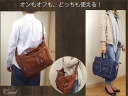 Creed 2 Pocket ソフトトートバッグ / bags leather shoulder bags mens men's casual bag