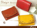 Dakota (Dakota) <Daisy>A lot of classical card folio wallet /0034221/ fold wallet leather wallet Lady's folio folio wallet Lady's real leather o-sho
