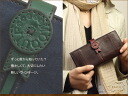 Vintage long wallet / モキップ long wallet leather Lady's wallet Lady's long wallet Lady's real leather o-sho
