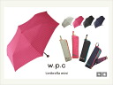 Dot Eiffel Tower mini umbrella (folding) / world party o-sho