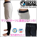 99% of レディーストレンカ / leggings UV cut processing UPF50+ ultraviolet rays cut rush guard women use