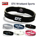 EFX (E F X) performance wristband sports
